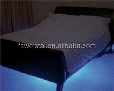 Smart Light Auto-induction Led Dream Under Bed Light With Sensor ...