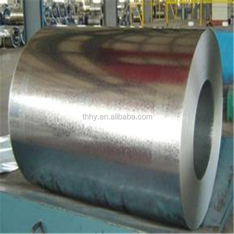 China Tianjin Factory Standard Steel Coil Size/ z275 hbis china galvanized steel coil