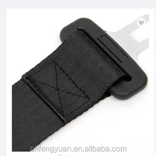 "14/"" Car Auto Seat Seatbelt Safety Belt Extender Extension Buckle Universal 36cm"