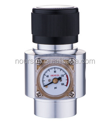 Advanced Portable Compressed CO2 Regulator for Air tools and air filling system