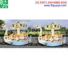 Amusement park ride Palace style luxury Carousel for sale