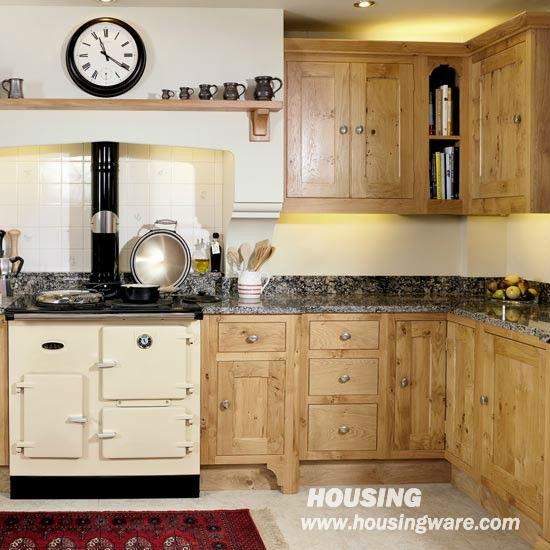 muebles de cocina totalmente personalizada tradicional pintado ... - Pintar Muebles Cocina