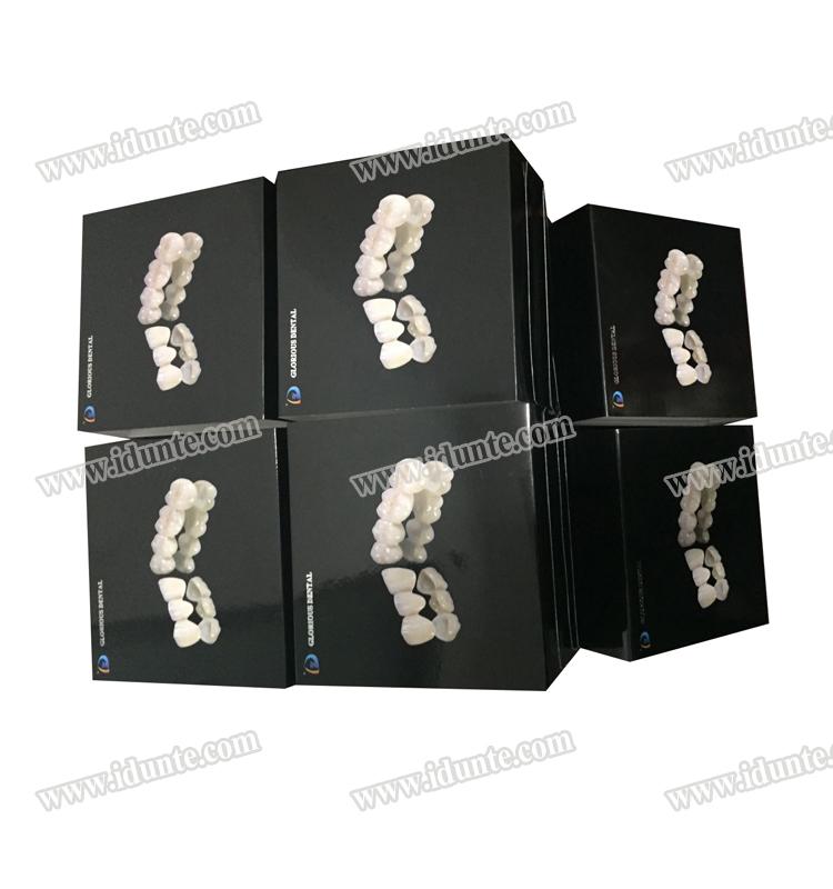 High Translucent Dental Zirconia Blocks Disc