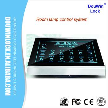Engergy Saving Hotel Room Lighting Control System Light Box And Controller