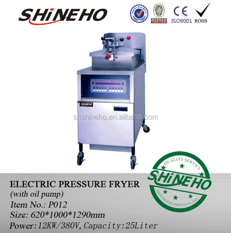 P012 Commercial Electric Oilless Fryer/Potato Chips Fryer Machine Price