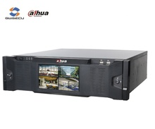Dahua 128 Channel Ultra 4K H.265 Network Video Recorder NVR616DR-128-4KS2 Intelligent Video NVR 16HDD RAID Storage Management