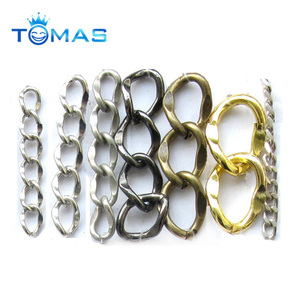 Guangzhou custom chain for jewelry making