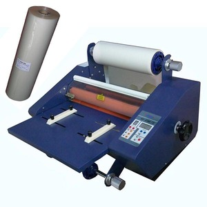 Desktop Automatic Thermal Laminating Machine