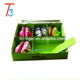 Underbed Shoes Storage Foldable Drawer Dividers with Clear Window Cardboard Shoe Organizer