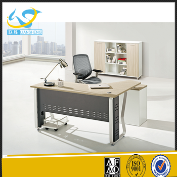 Factory Price Single Workstation Office Cubicle Simple Executive Computer  Table