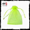New design cosmetic organza bag with high quality
