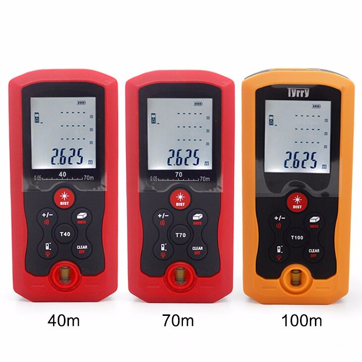 Laser distance meter module Range 40m Distance Meter Rangefinder Measuring tools distance measurement measuring equipment