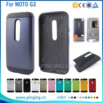 100% authentic 91056 bf9f1 Mobile Phone Case Pc+tpu Slim Armor Case For Moto G3,Back Cover For Moto G3  Case - Buy Armor Case For Moto G3,Case For Moto G3,Back Cover For Moto G3  ...