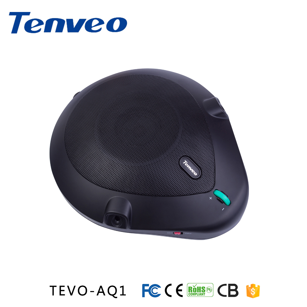 TEVO-AQ1 USB Mic Pods For ViewStation Video Conference speaker mic voip conference station