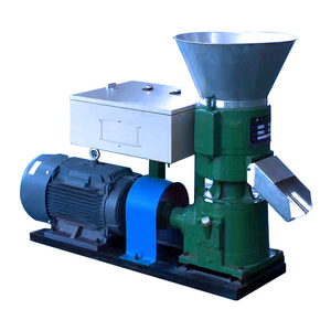 Small Feed Mill Plant animal feed pellet machine for sale YSKJ150