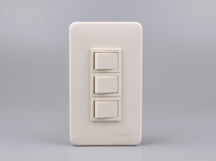 Light Switch,Home Office Use Electrical Wall Switches Brand,2 Gang ...