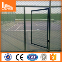 high security best selling products Vinyl Coated Chain Link Fencing