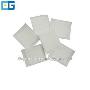 Printing or white coated paper nfc tag rolls/ back side adhesive sticker nfc tag rolls
