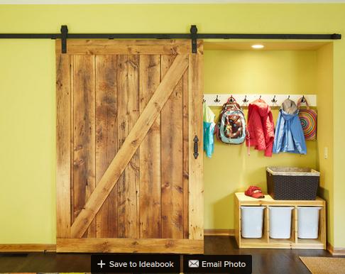 10ft grande grange coulissante rail de porte rustique de. Black Bedroom Furniture Sets. Home Design Ideas