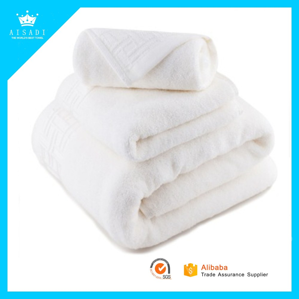 Alibaba China Suppliers Hotel Towel 100 Cotton Colour Bath