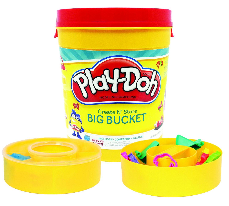 Play Doh Create N' Store Big Bucket