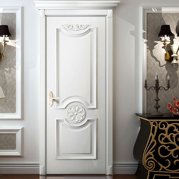 2015 new design classic high quality wooden interior door for Classic interior doors designs