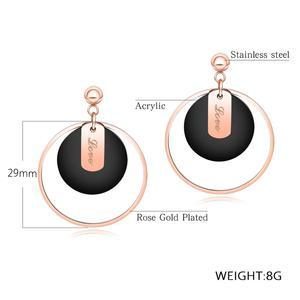 Monogram Disc Blanks Earrings 3803b9bbcf8b