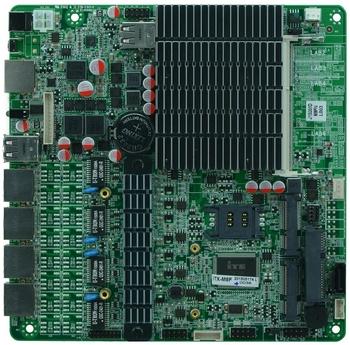 With 1 SIM Card Socket 4 Gigabit Bay Trail SOC J1800 MINI ITX LAN