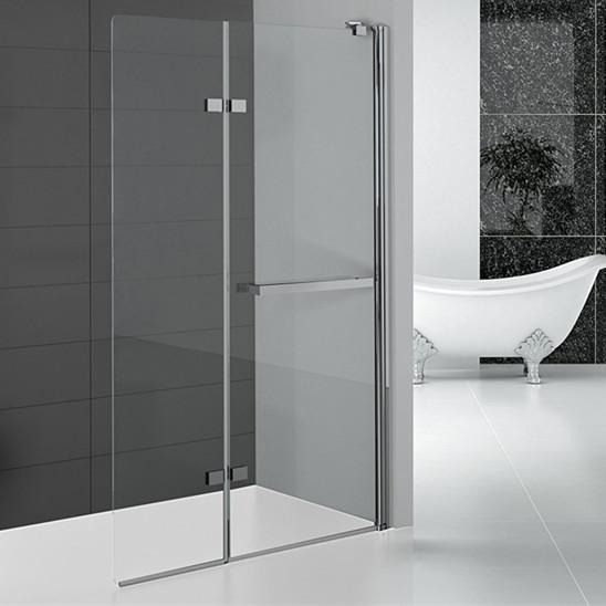 Frameless Hinge Gl Bathroom Shower