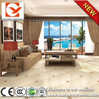 400x400 Cream Color Ceramic Floor Tiles For Livingroom - Buy Tiles Designs  Kitchen,Restaurant Kitchen Tile Floor Tiles,16x16 Glazed Ceramic Floor Tile  ...