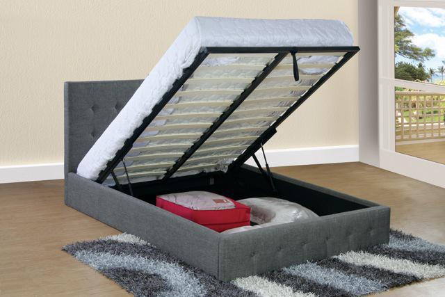 Warenspeicher Bett/heben Lagerung Bett Rahmen/lagerung Bettrahmen Mit  Gasfeder