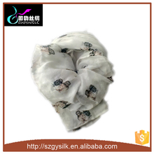 Cheap Printed Silk Scarf Wholesale China