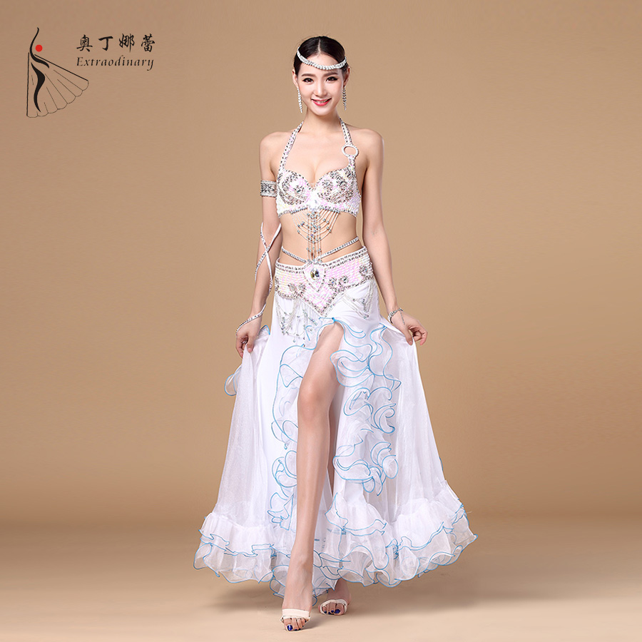 wholesale handmade oriental belly dance costume for women