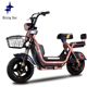 2018 Chinese fashion eco friendly adult bicycle electric bike kits price in bangladesh