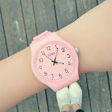 Popular Waterproof Silicone Wristband Watches