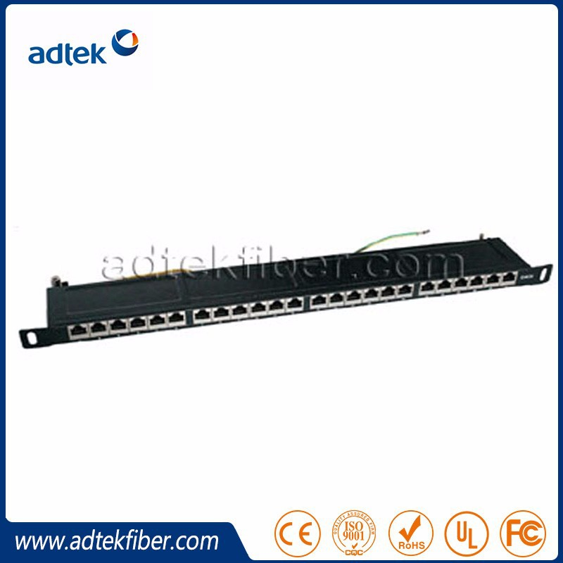 Systimax Cat Port U Patch Panel Systimax Cat Port U - Patch panel cabinet