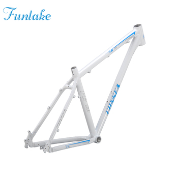 Funsea China bicycle parts manufacturer professional made 27.5 alloy #6061downhill mountain bike frame