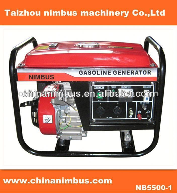 nice high power gasoline generator spring electric generator