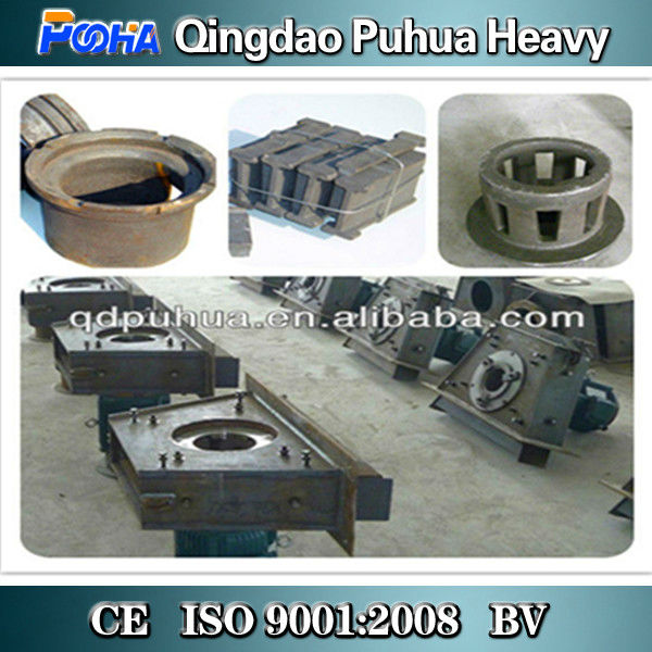 China shotblasting wheel/Turbine Wheel for Shot Blasting Machine