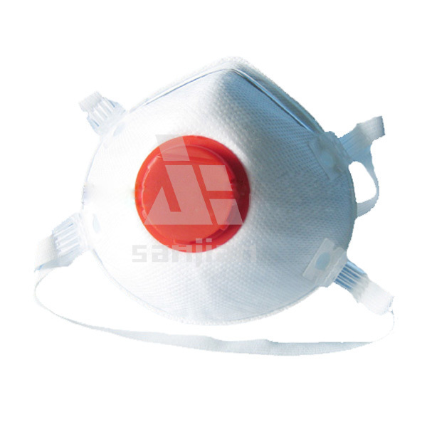 Breathing Chemical Protective Face Mask For Fumes Respiratory ...