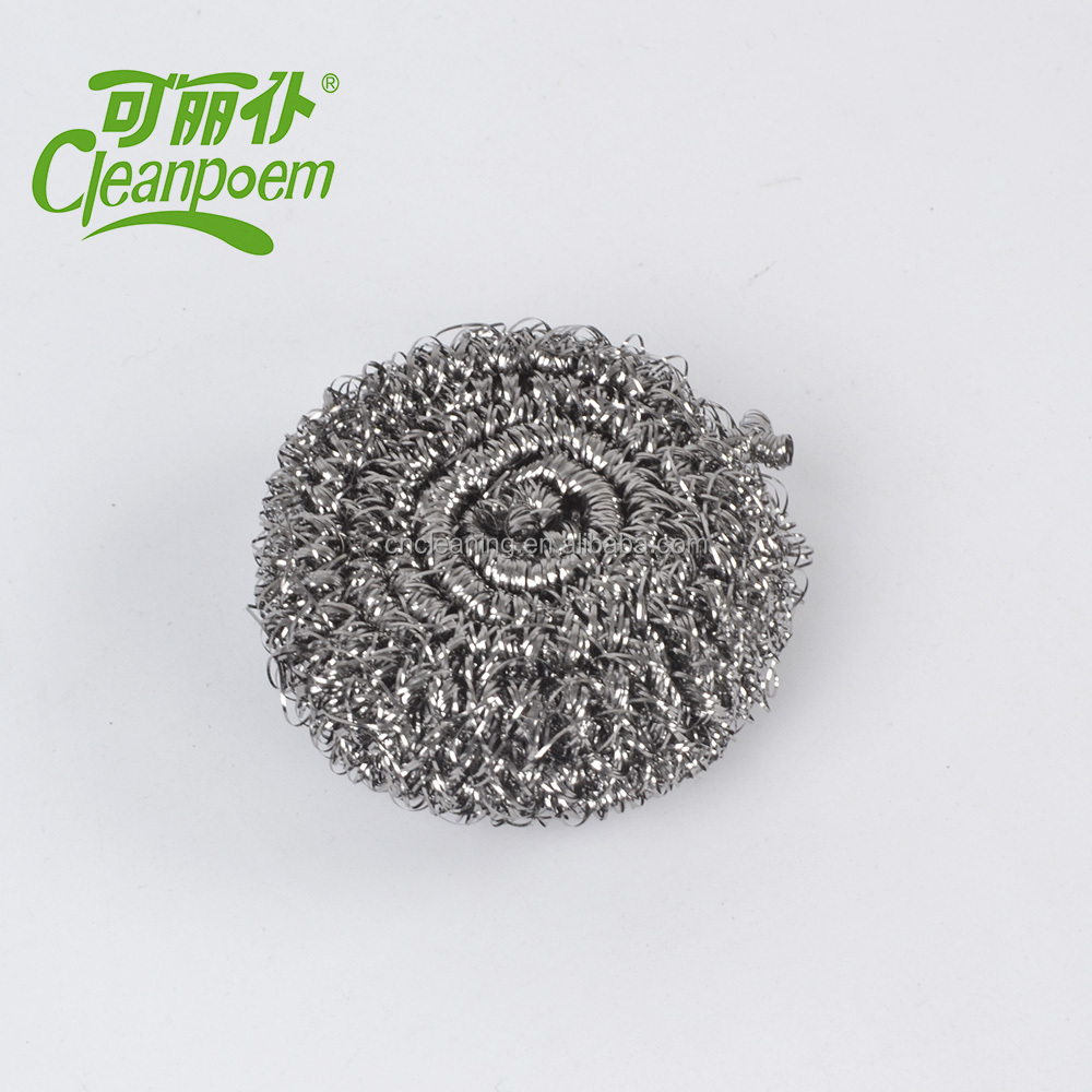 Stainless Steel kitchen cleaning ball flat wire