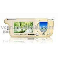 8.5-INCH TFT LCD SUN VISOR MONITOR WITH SD CARD & USB IN