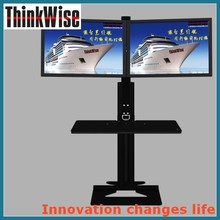 Wholesale LCD Monitor Arm Sit Stand Platform Office Computer ...