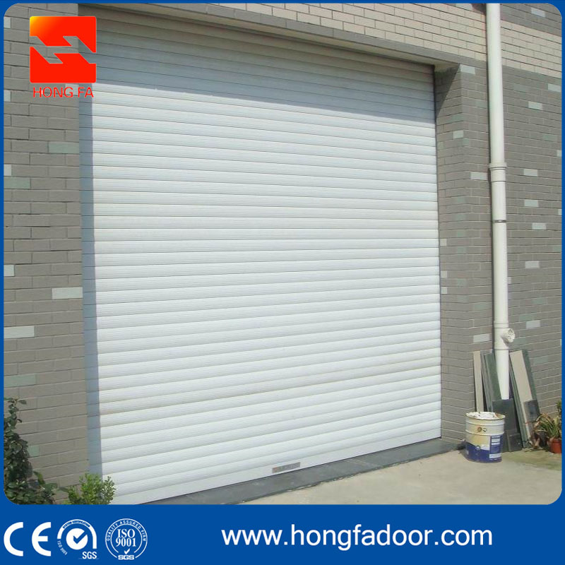 China Supplier Wholesale Vertical Roller Shutter Garage Door