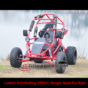 MADEMOTO CE 250cc Single Seat go kart for sales go kart kits for sale with engine