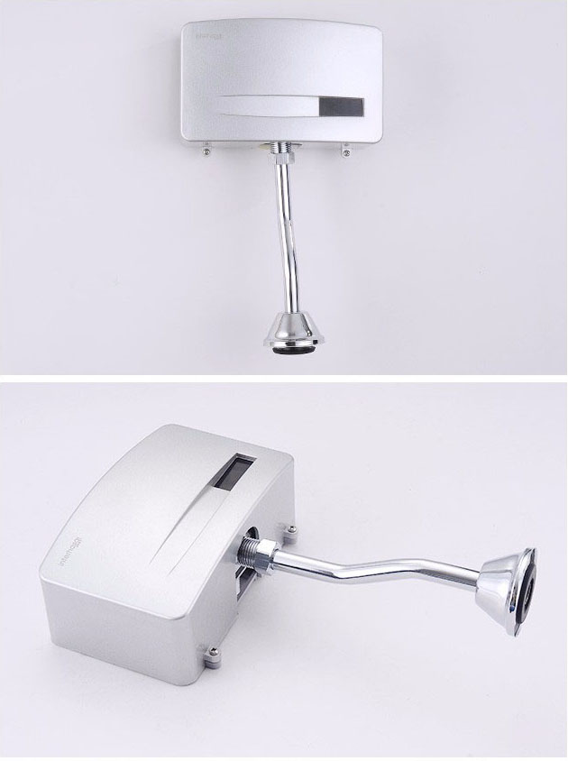 High quality automatic sensor urinal male bathroom toilet touch free flusher