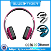 2016 new design Earphone wireless bluetooth headphone for phone laptop