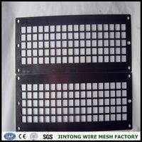 ah36 steel plate making machine steel plate galvanized perforated sheet