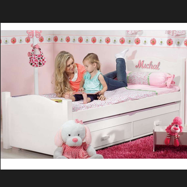 Classic Kids furniture Modern toddler wood bed GA-MC003, View wooden double  bed with drawers, Sampo Kingdom Product Details from Shenzhen Sampo ...