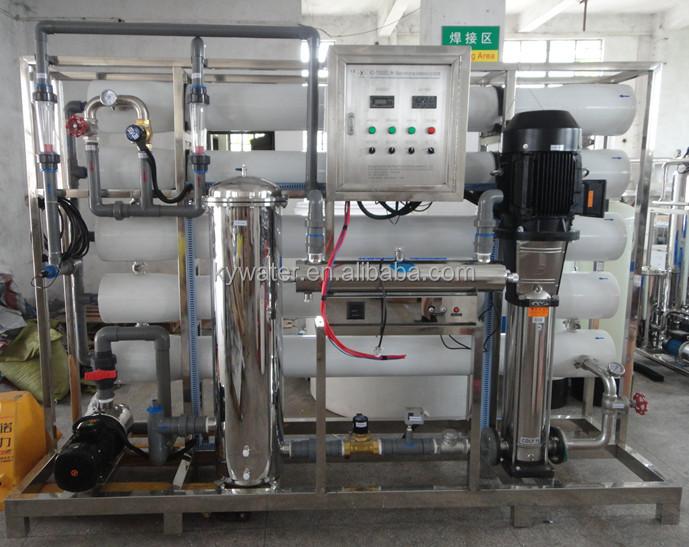 saltwater to fresh water machine